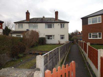 3 Bedrooms Semi Detached House for sale in Wrenbury Avenue, Manchester, Greater Manchester, Uk