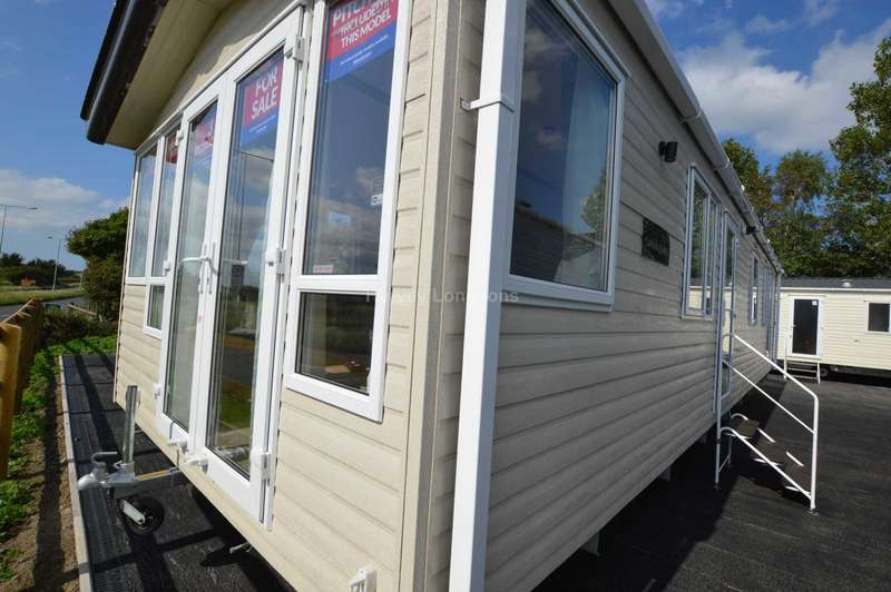 3 Bedrooms Caravan Mobile Home for sale in Tarka Holiday Park, Braunton Rd, Ashford, Barnstaple