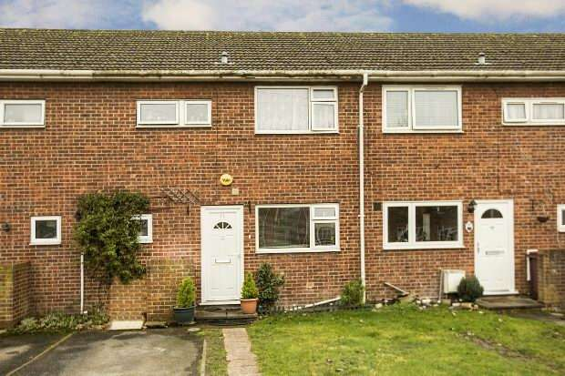 3 Bedrooms Terraced House for sale in Colliers Way, Tilehurst, Reading,