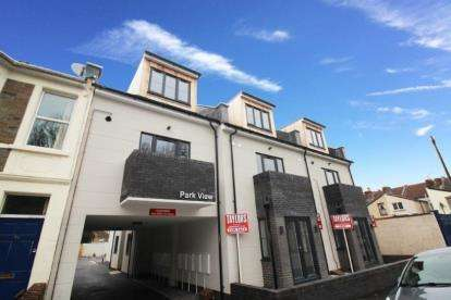 2 Bedrooms Flat for sale in Park View, 47 Langton Court Road, St. Anne's, Bristol