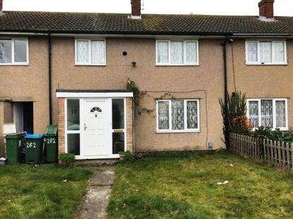 3 Bedrooms Terraced House for sale in Meadowcroft, Aylesbury