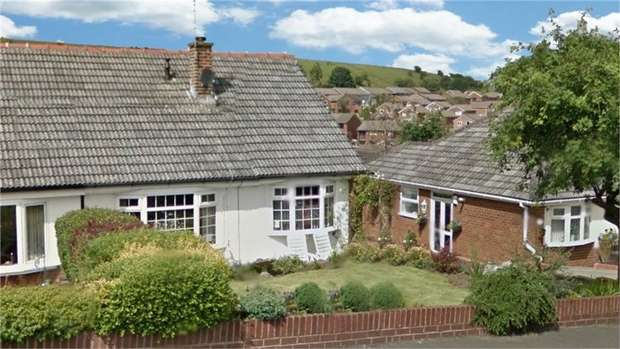 3 Bedrooms Semi Detached Bungalow for sale in Trent Road, Shaw, Oldham, Lancashire