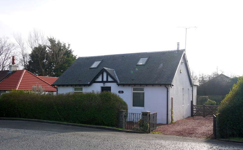 4 Bedrooms Cottage House for sale in Mauchline Road, Mossblown, Ayr, KA6