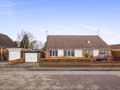 3 Bedrooms Bungalow for sale in Lawns Road, Kirkby-In-Ashfield, Nottingham, Nottinghamshire