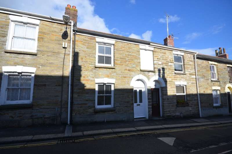 2 Bedrooms Terraced House for sale in Daniell Street, Truro