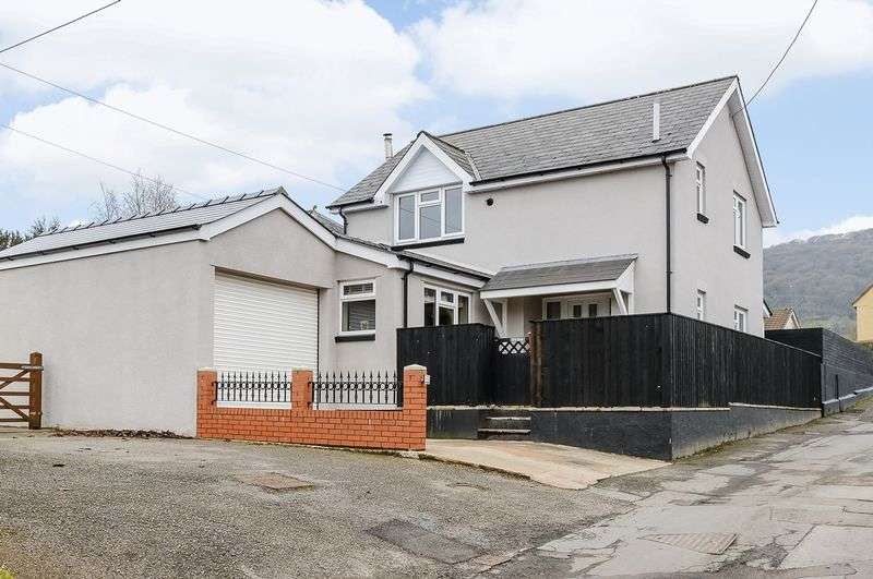 3 Bedrooms Detached House for sale in Mardy, Abergavenny