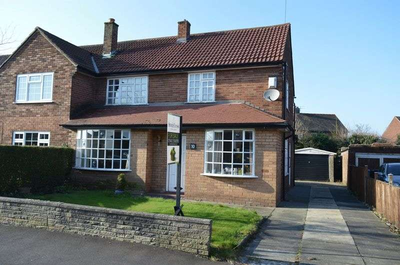 3 Bedrooms Semi Detached House for sale in Delamere Avenue, Lowton, WA3 1LN