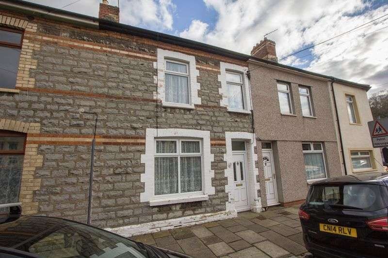 2 Bedrooms Terraced House for sale in Pill Street, Cogan