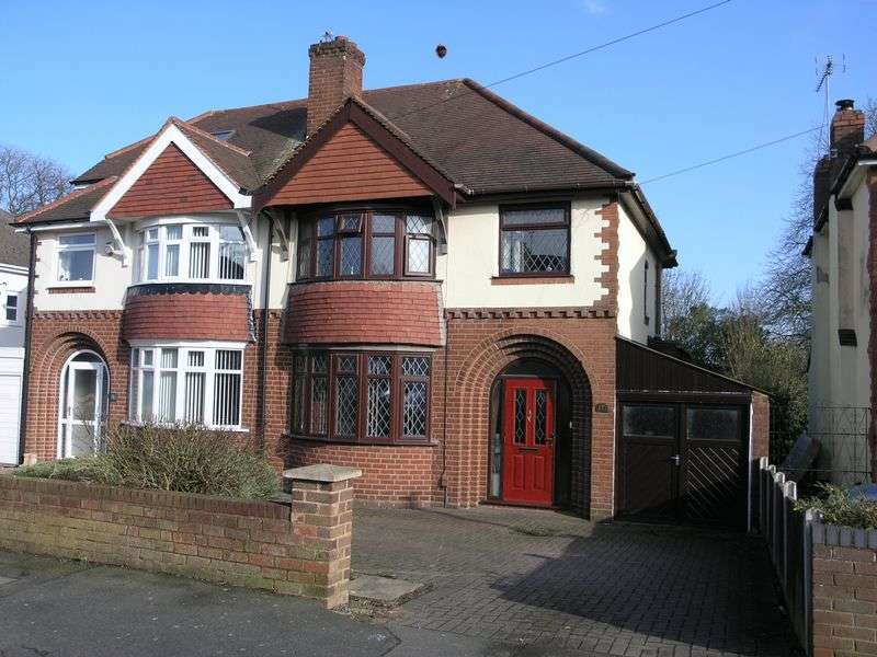 3 Bedrooms Semi Detached House for sale in Queens Road, Sedgley