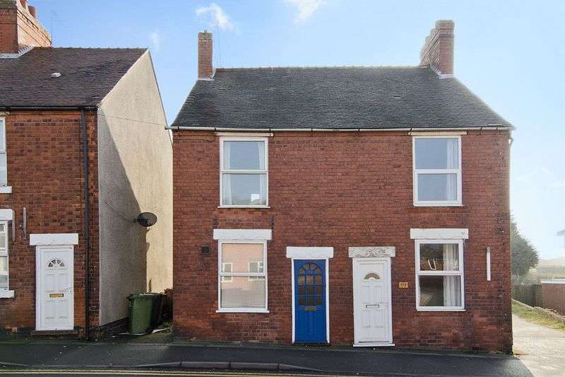2 Bedrooms Semi Detached House for sale in Cannock Road, Cannock