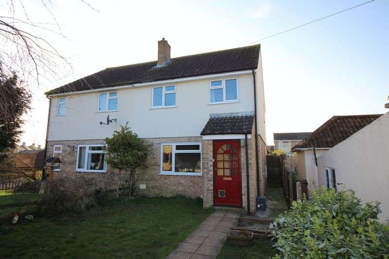 3 Bedrooms Semi Detached House for sale in Cottage Corner, Ilton