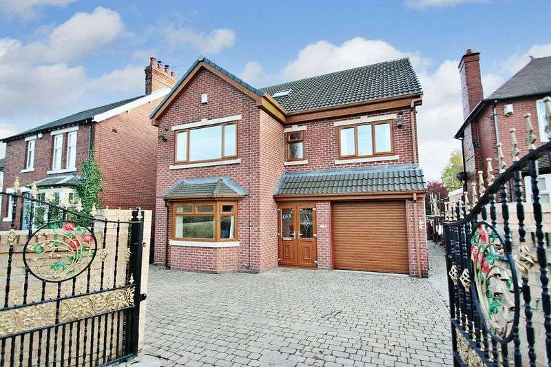5 Bedrooms Detached House for sale in Pontefract Road, Knottingley