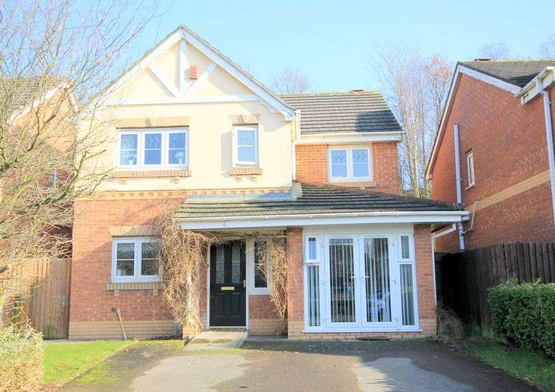 4 Bedrooms Detached House for sale in Pennyfields Avenue, Westport View