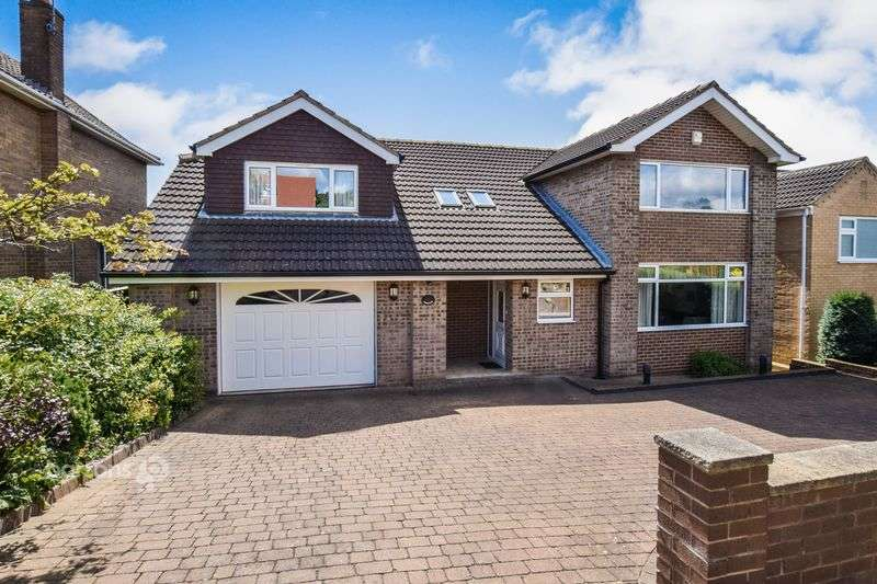 5 Bedrooms Detached House for sale in Shoreham Drive, Moorgate