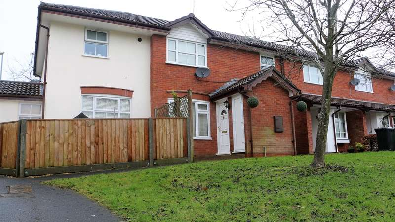 1 Bedroom Cluster House for sale in Constantine Way, Basingstoke, RG22