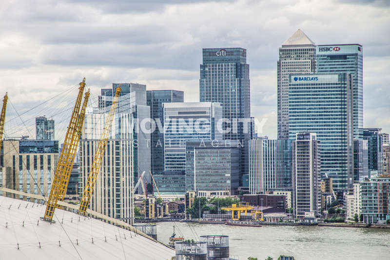 2 Bedrooms Flat for sale in The Waterman, Greenwich Peninsula, Greenwich