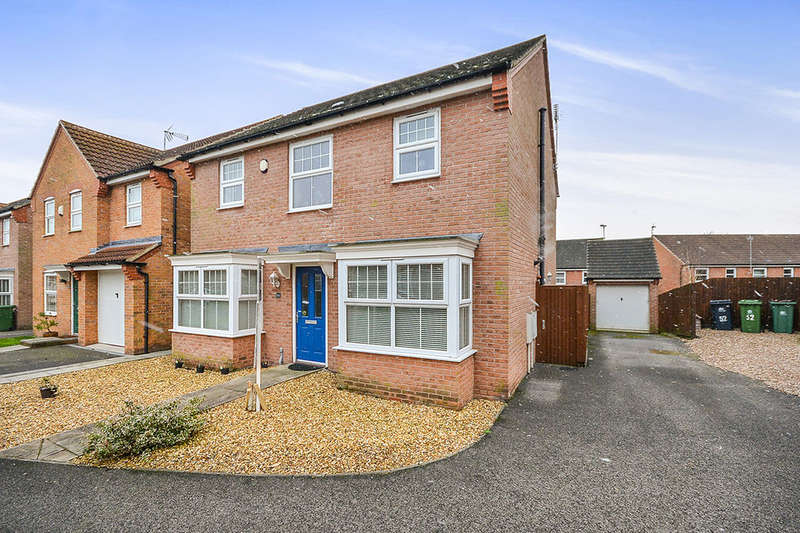4 Bedrooms Detached House for sale in James Street, Leabrooks, Alfreton, DE55