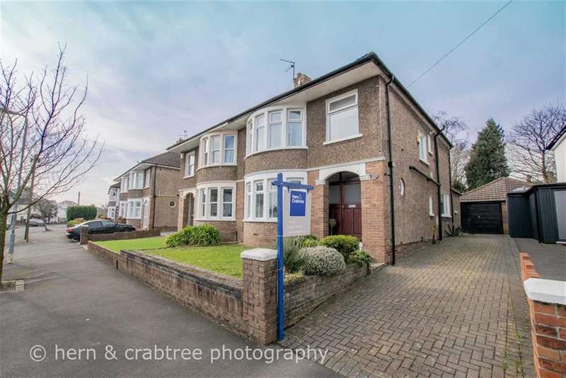 3 Bedrooms Property for sale in West Orchard Crescent, Llandaff, Cardiff