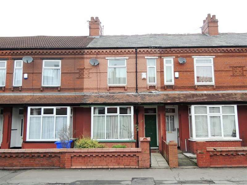 3 Bedrooms Property for sale in Campbell Road, Longsight, Manchester