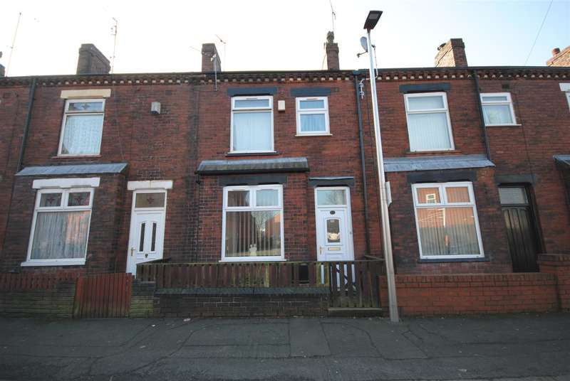 2 Bedrooms Property for sale in Church Road, Platt Bridge
