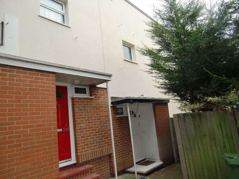 3 Bedrooms Terraced House for sale in Boundary Way, Watford