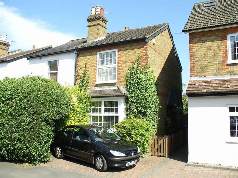2 Bedrooms Property for sale in Albany Road, Hersham, Walton-On-Thames