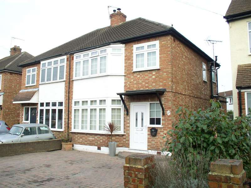 3 Bedrooms Property for sale in Braycourt Avenue, Walton-On-Thames