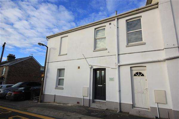 1 Bedroom Semi Detached House for sale in Ashley Road, Parkstone, Poole