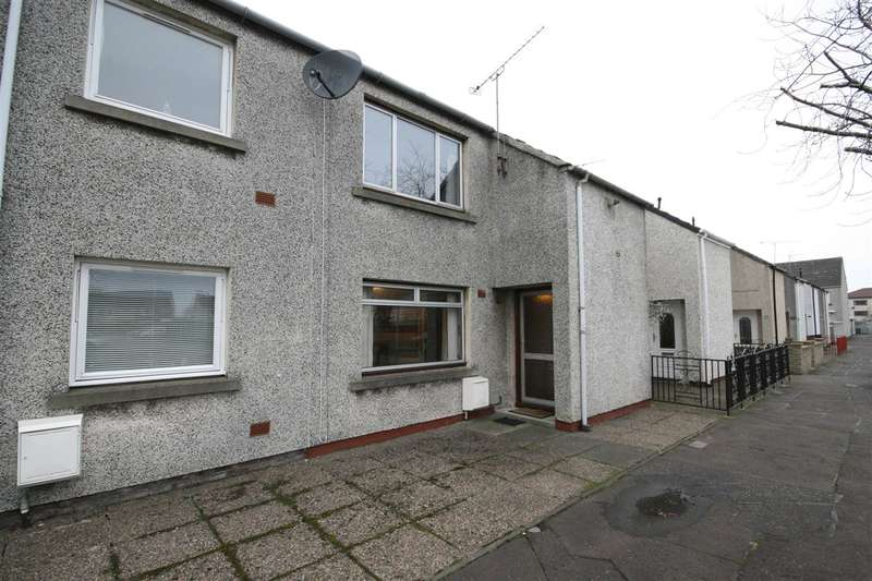2 Bedrooms Terraced House for sale in Moriston Court, Falkirk