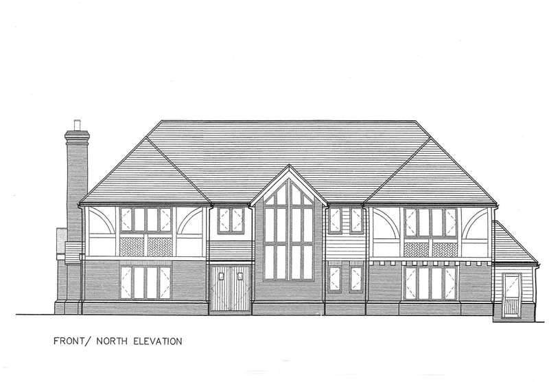 5 Bedrooms Land Commercial for sale in Forest Green, Dorking, Surrey, RH5