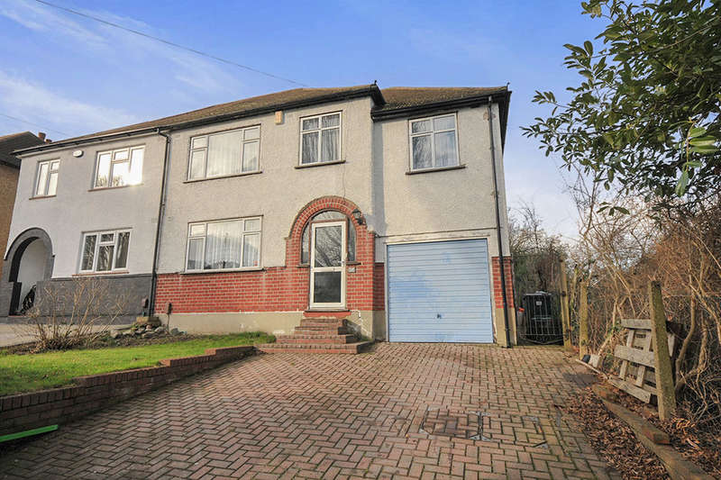 4 Bedrooms Semi Detached House for sale in Mounthurst Road, Bromley, BR2