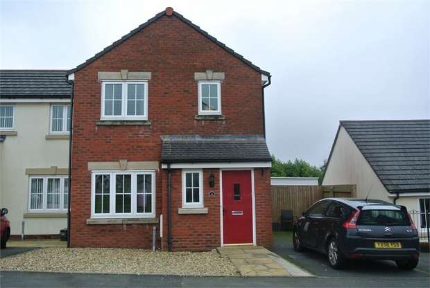 3 Bedrooms End Of Terrace House for sale in Brynamlwg, Talywain, PONTYPOOL
