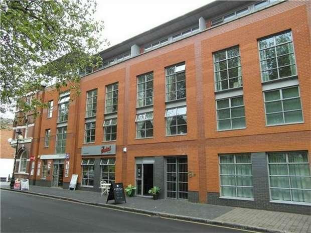 1 Bedroom Flat for sale in Miller 61, St Pauls Square, Birmingham, West Midlands