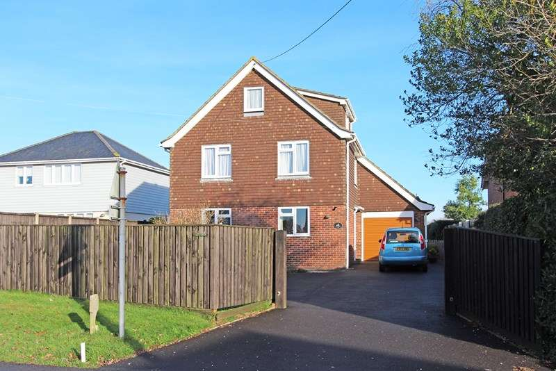 6 Bedrooms Detached House for sale in Manchester Road, Sway