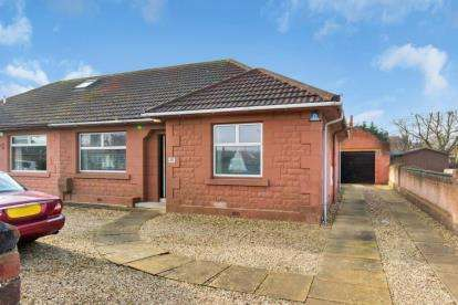 2 Bedrooms Bungalow for sale in Eglinton Crescent, Troon