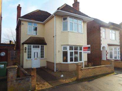 3 Bedrooms Detached House for sale in Northfield Road, Peterborough, Cambs, .