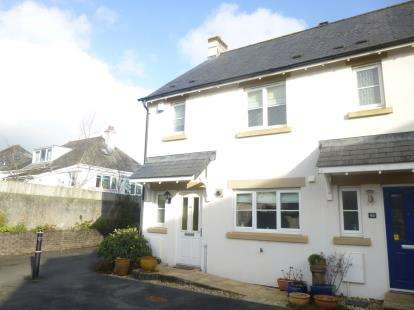 3 Bedrooms Semi Detached House for sale in Callington, Cornwall