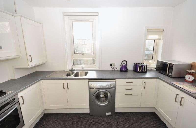 2 Bedrooms Flat for sale in Jarvie Crescent, Kilsyth