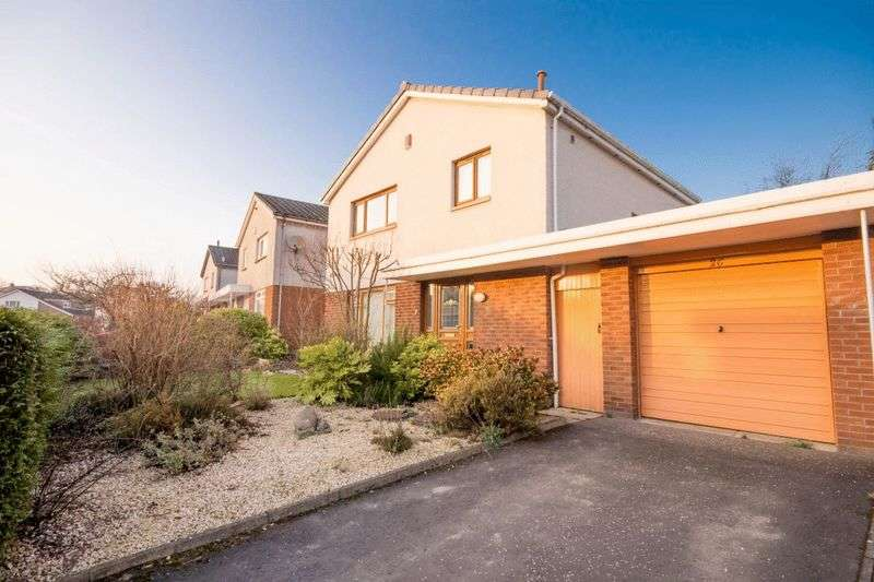 3 Bedrooms Detached House for sale in Rosebank, Dunfermline