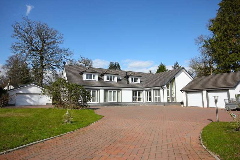 5 Bedrooms Detached House for sale in Buchanan Castle Estate, Drymen, Glasgow, G63 0HX