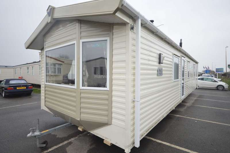 2 Bedrooms Caravan Mobile Home for sale in New Beach Holiday Park, Hythe Road, Dymchurch