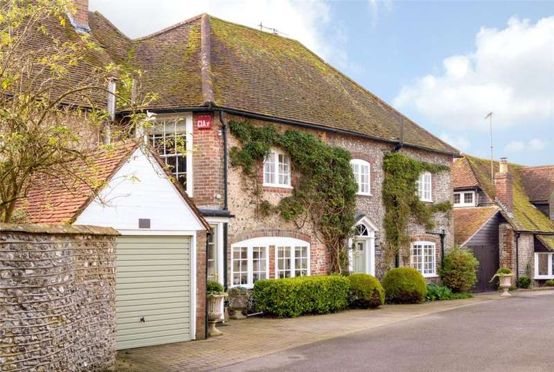 4 Bedrooms Semi Detached House for sale in Singleton, Chichester, West Sussex, PO18