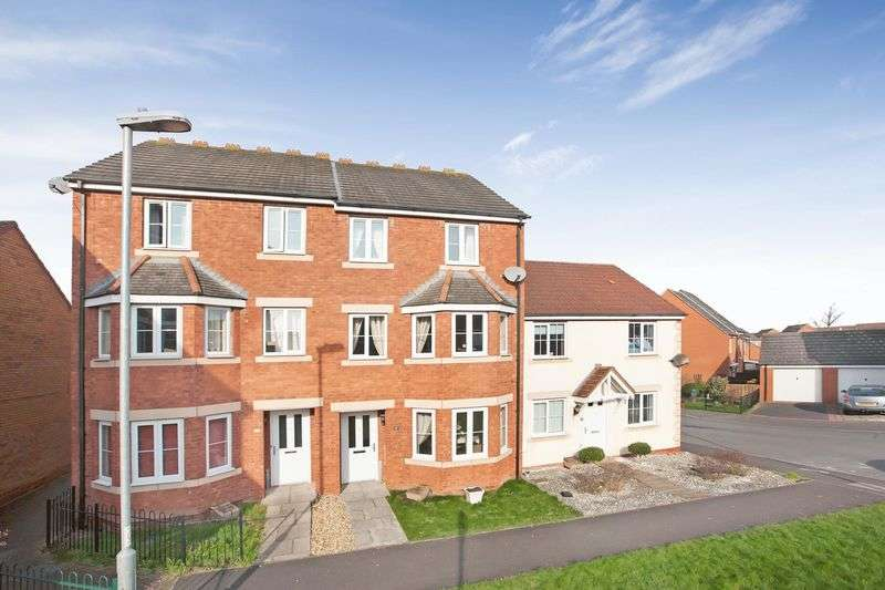 4 Bedrooms Terraced House for sale in Four Acre Meadow, Bridgwater