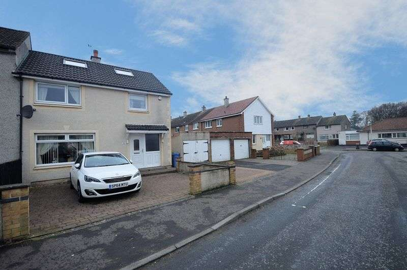 3 Bedrooms Semi Detached House for sale in Innes Road, South Parks, Glenrothes