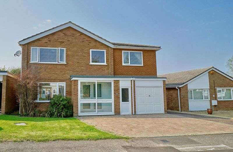 5 Bedrooms Detached House for sale in Perry, Huntingdon
