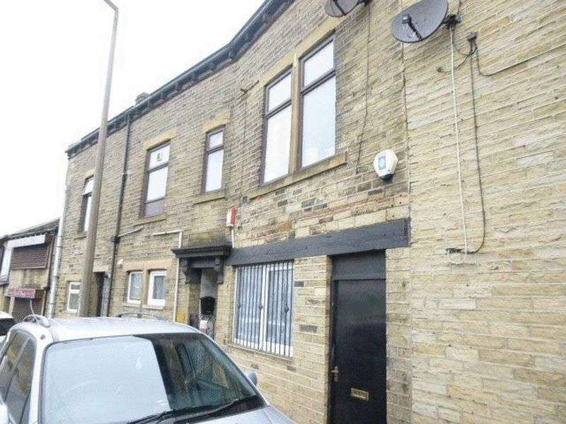 4 Bedrooms Terraced House for sale in Keighley Road, Halifax