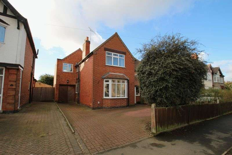 4 Bedrooms Semi Detached House for sale in Fisher Avenue, Hillmorton