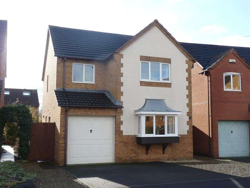 4 Bedrooms Detached House for sale in Ash Brake
