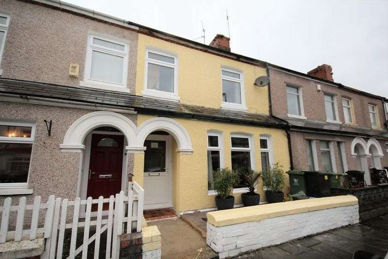 3 Bedrooms Terraced House for sale in Lionel Road, Victoria Park