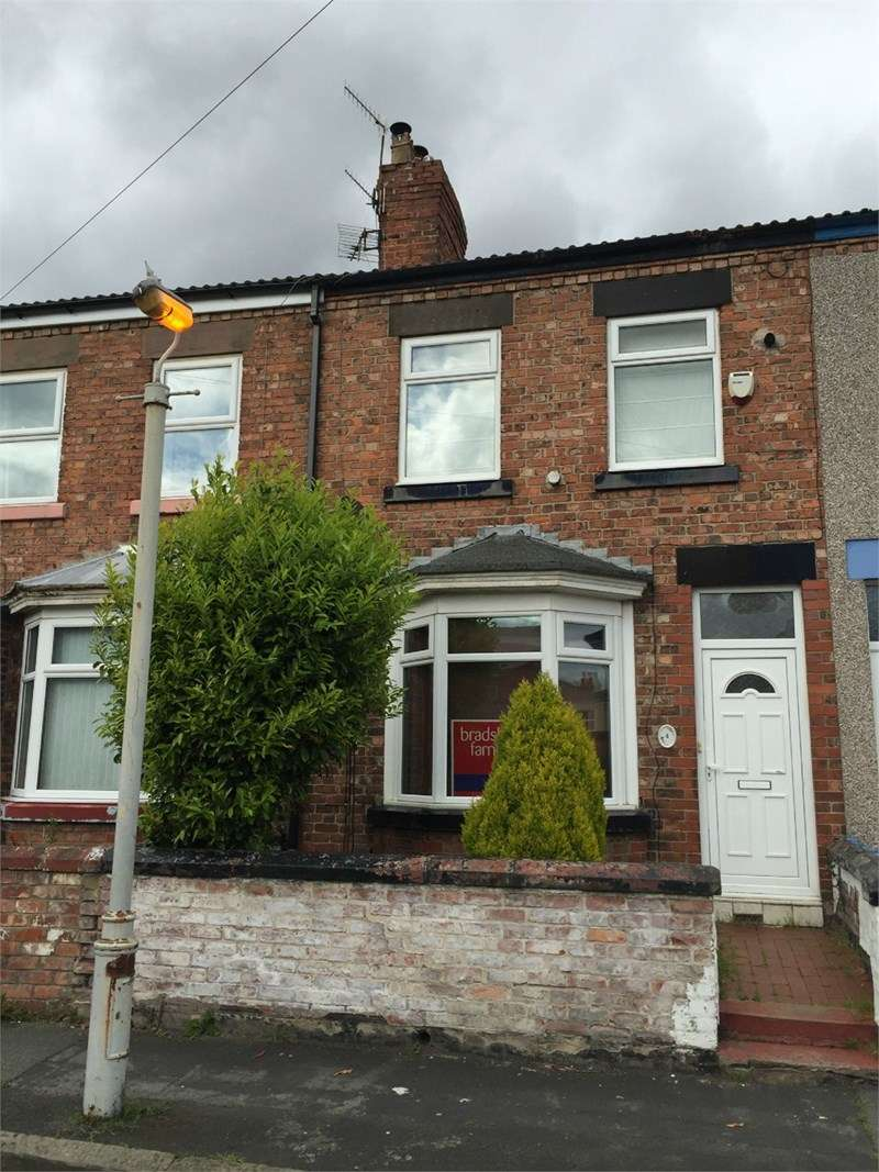 2 Bedrooms Terraced House for rent in Marquis Street, New Ferry